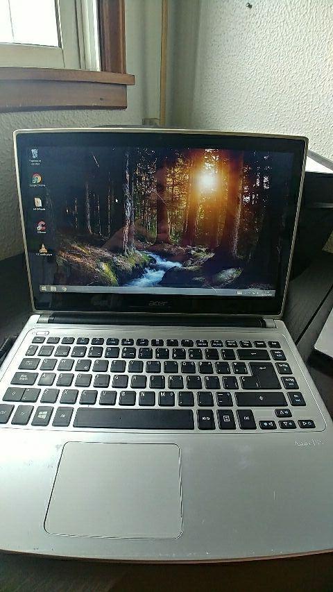 Acer Aspire V5 para reparar