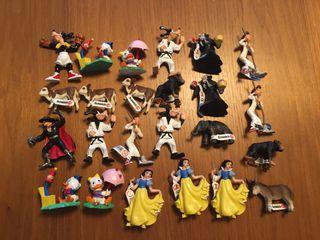 23 figuritas Disney/ schneidel