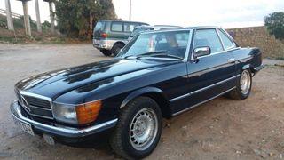 Mercedes-Benz SL 1984