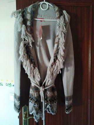 chaqueta estilo india