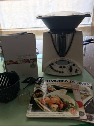 Robot de cocina Thermomix31