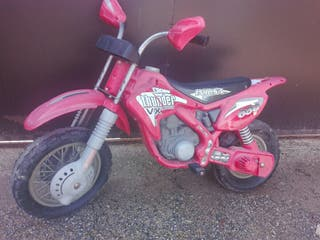 moto de batería infantil
