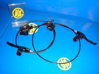Frenos BICICLETA- sin uso real TEKTRO MD-M280