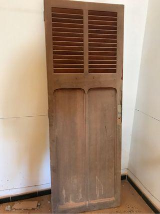 Puertas interiores antiguas
