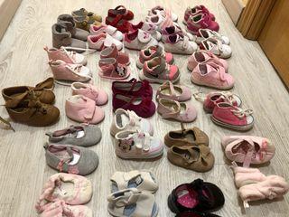 Deportivas y zapatos bebe