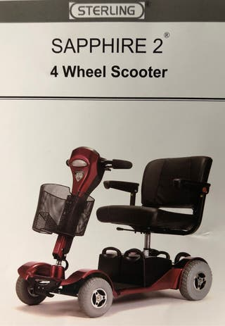 Scooter para invalid@s