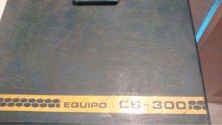 Equipo soldadura y corte CS300