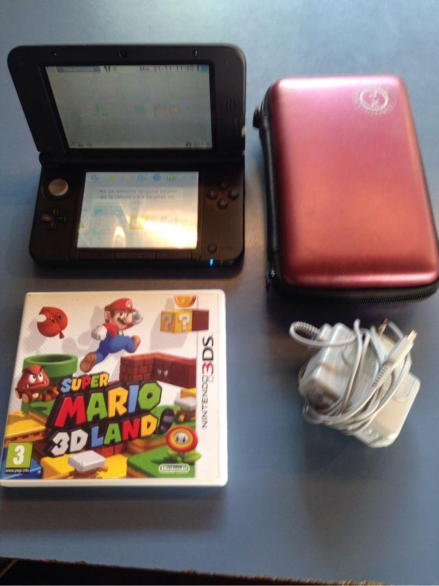 Nintendo 3ds Xl Roja Con Juego De Segunda Mano Por 85 En Santander