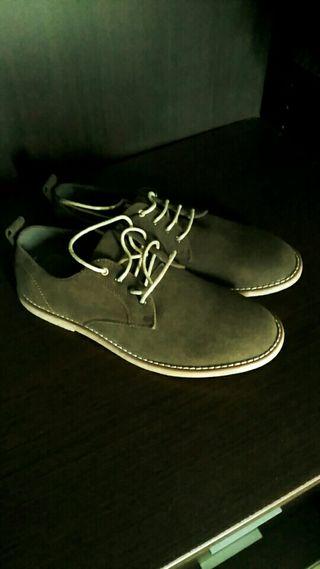 Zapatos hombre a externar talla 41