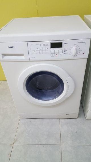 vendo lavadora secadora 8kg marca bosch