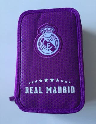 Plumier Real Madrid