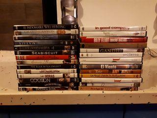 Lote de 27 peliculas en dvd