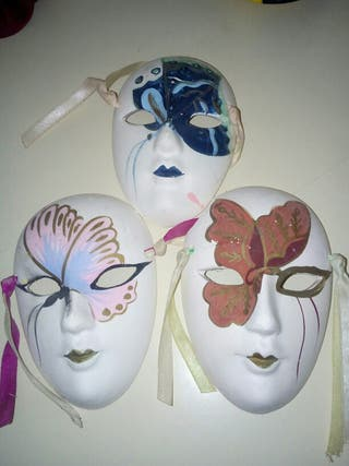 mascaras adorno