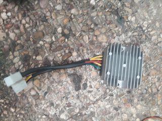 regulador de corriente kymco 125