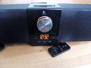 Estación sonido/carga Apple