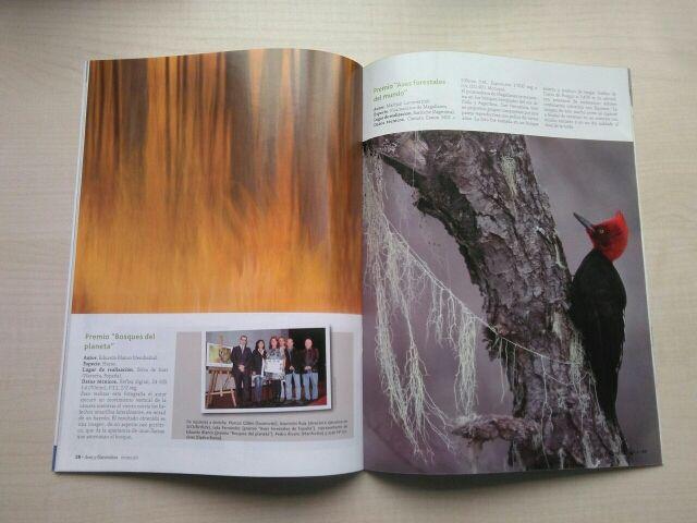 Libro revista aves y naturaleza. 8.