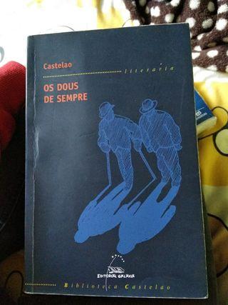Os dous de sempre. Libro en galego.