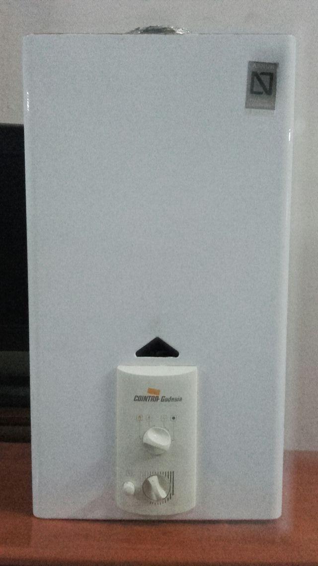 Calentador butano