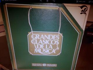 Discos vinilo de musica clasica