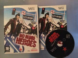No More Heroes para Wii
