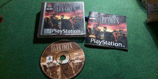Warhammer Dark Omen PSX