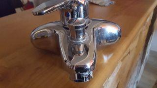 grifo para bañera