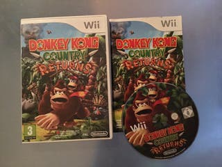 Donkey Kong Country para Wii