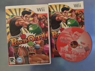 Punch-Out para Wii
