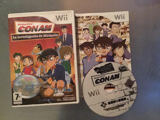 Detective Conan para Wii
