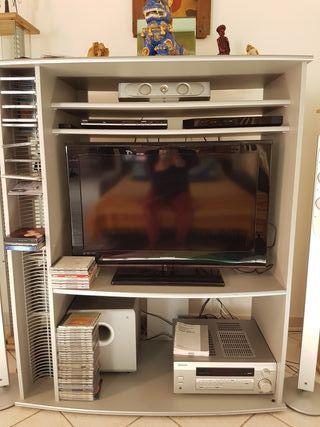VENDS MEUBLE TV VIDEOS