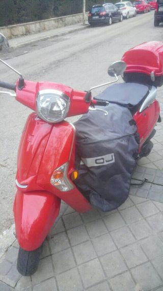 Scooter moto kymco like 125 cc