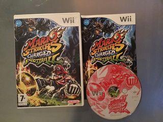 Mario Strikers Football para Wii