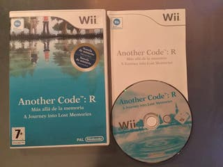 Another Code para Wii