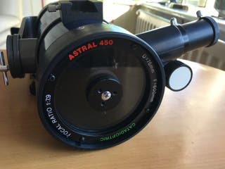 REFLECTOR NEWTON ASTRAL 76/450 -JAPON-