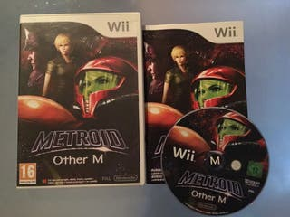 Metroid Other M para Wii