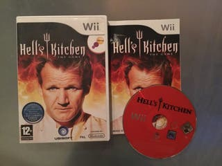 Hells Kitchen para Wii