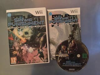 Sin and Punishment para Wii