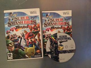 Super Smash Bros para Wii