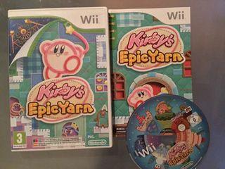 Kirbys Epic Yarn para Wii