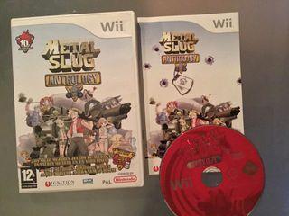 Metal Slug Anthology para Wii