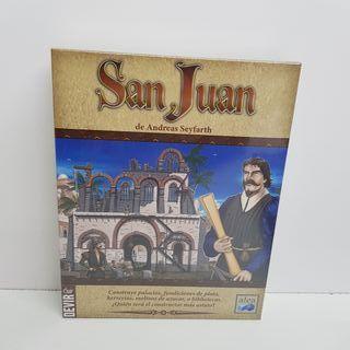 SAN JUAN JUEGO DE MESA DEVIR