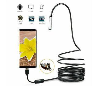 Full HD Boroscopio Endoscopio USB 2.0 Inicio Imper