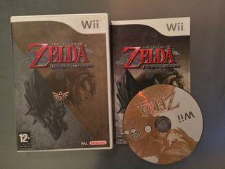 Legend of Zelda Twilight Princess para Wii