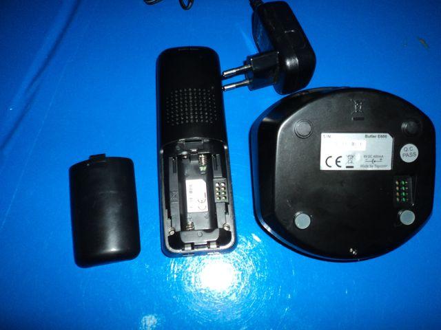 telefono Inhalambrico TOPCOM modelo Butler E600