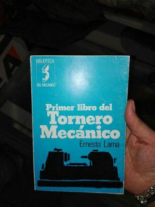 Libro «PRIMER LIBRO DEL TORNERO MECÁNICO»