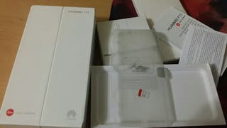 caja huawei p10 como nueva