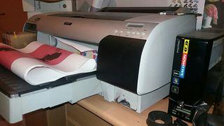 impresoras plotters sublimacion epson pro