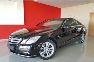 Mercedes-benz E 350 COUPE CDI BE 7G PLUS