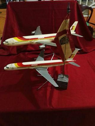 2 maqueta avión IBERIA