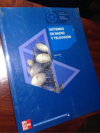 Libro sistemas de radio y tv